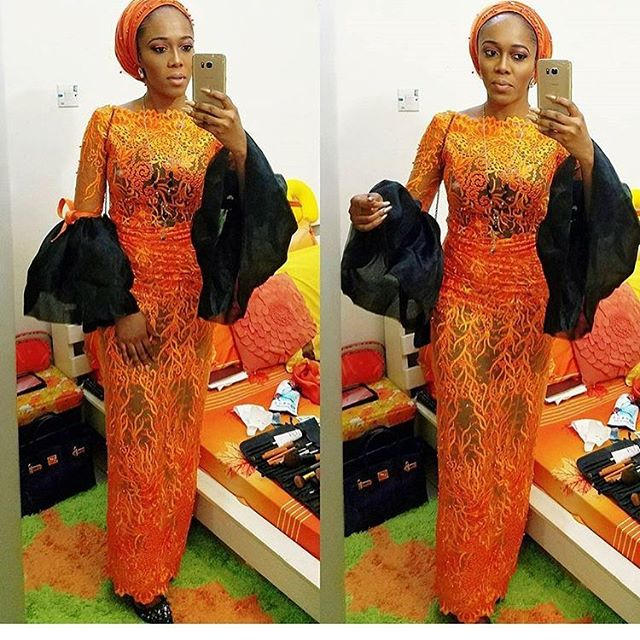 we urge you to Start Your Ember Months Beautiful With The Latest Aso Ebi Styles.