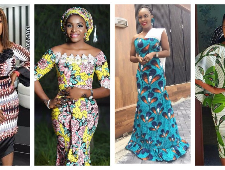 Beautiful Ankara Prints Fabulous For Today's Divas
