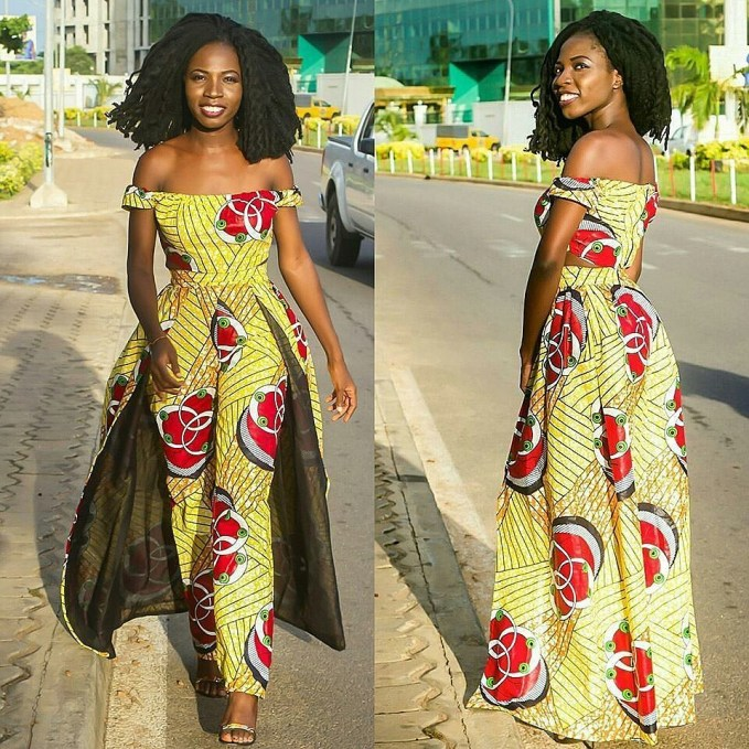 Dress To Trill! See The Ember Months Stunning styles We are Crushing on
