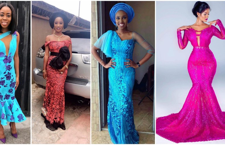We Are Loving These Asoebi Styles Here