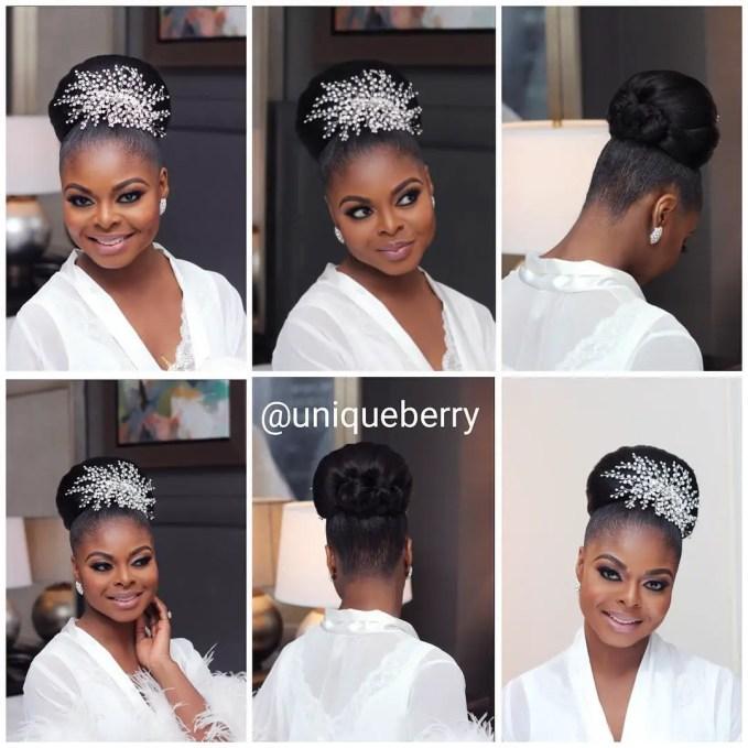 Sensational Bridal Hairstyles We Love