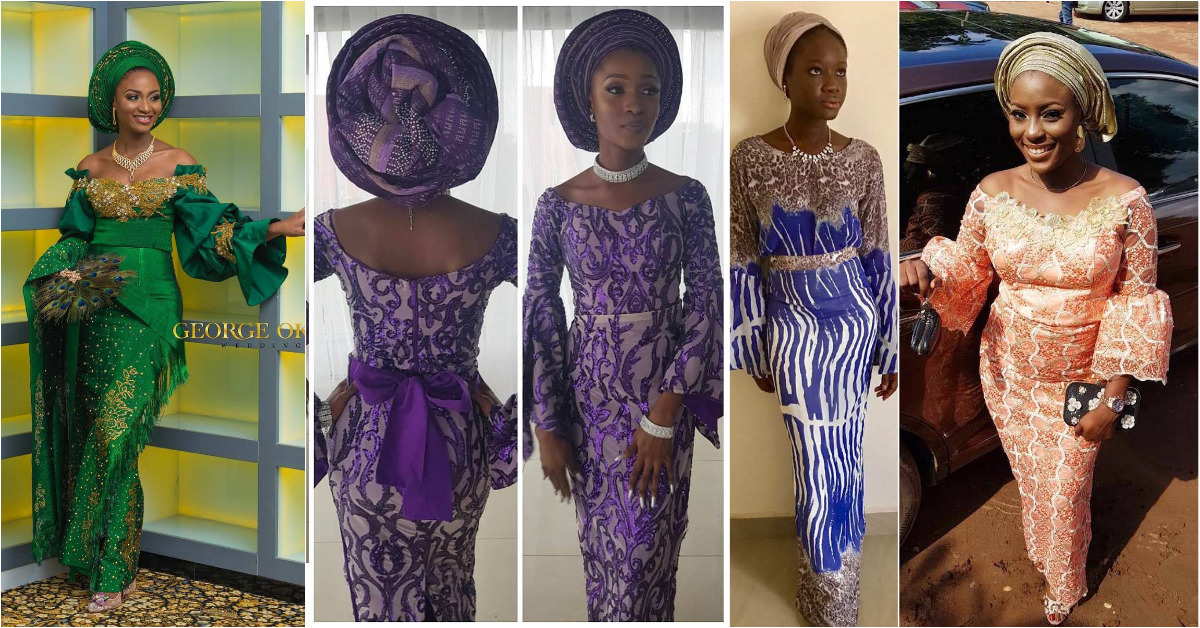 A Twist On The Classic Iro And Buba Styles A Million Styles Africa