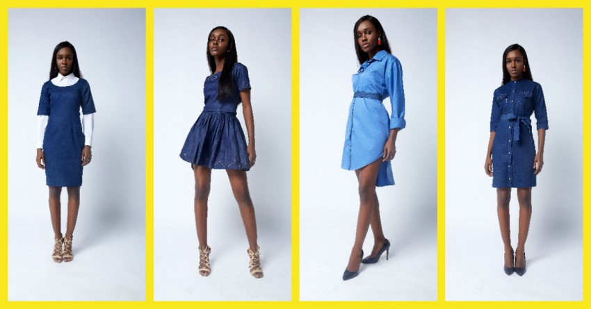 "J24 Releases Lovely Denim Styles In Its First Collection Aptly Called ""Premiere"""