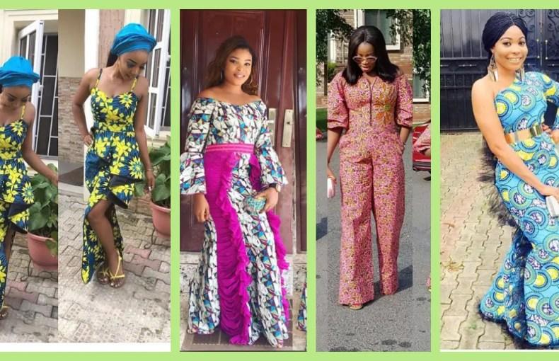 These Ladies Look Super In These Wonderful Ankara Styles
