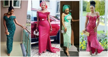 Standout Asoebi Styles Giving Us The Wow Effect!