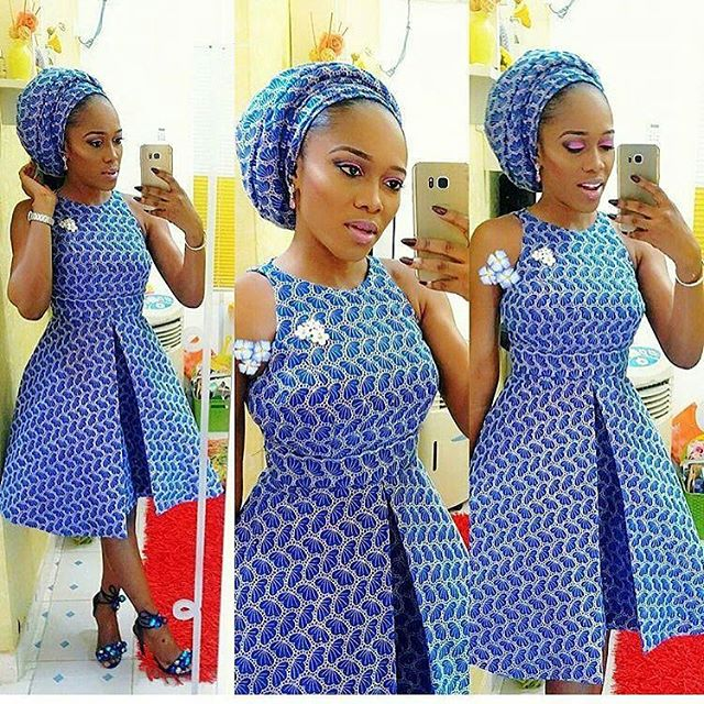 amillionstyles Ankara Ball Dresses So Cute You Want To Have Them All