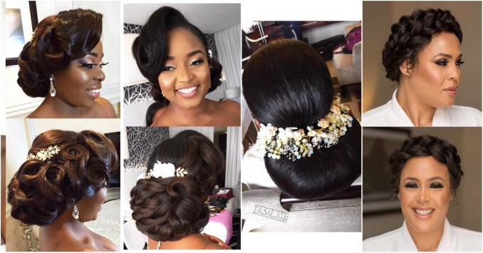 Hair, Hair and More Lovely Bridal Hairstyles To Brighten Your Day!