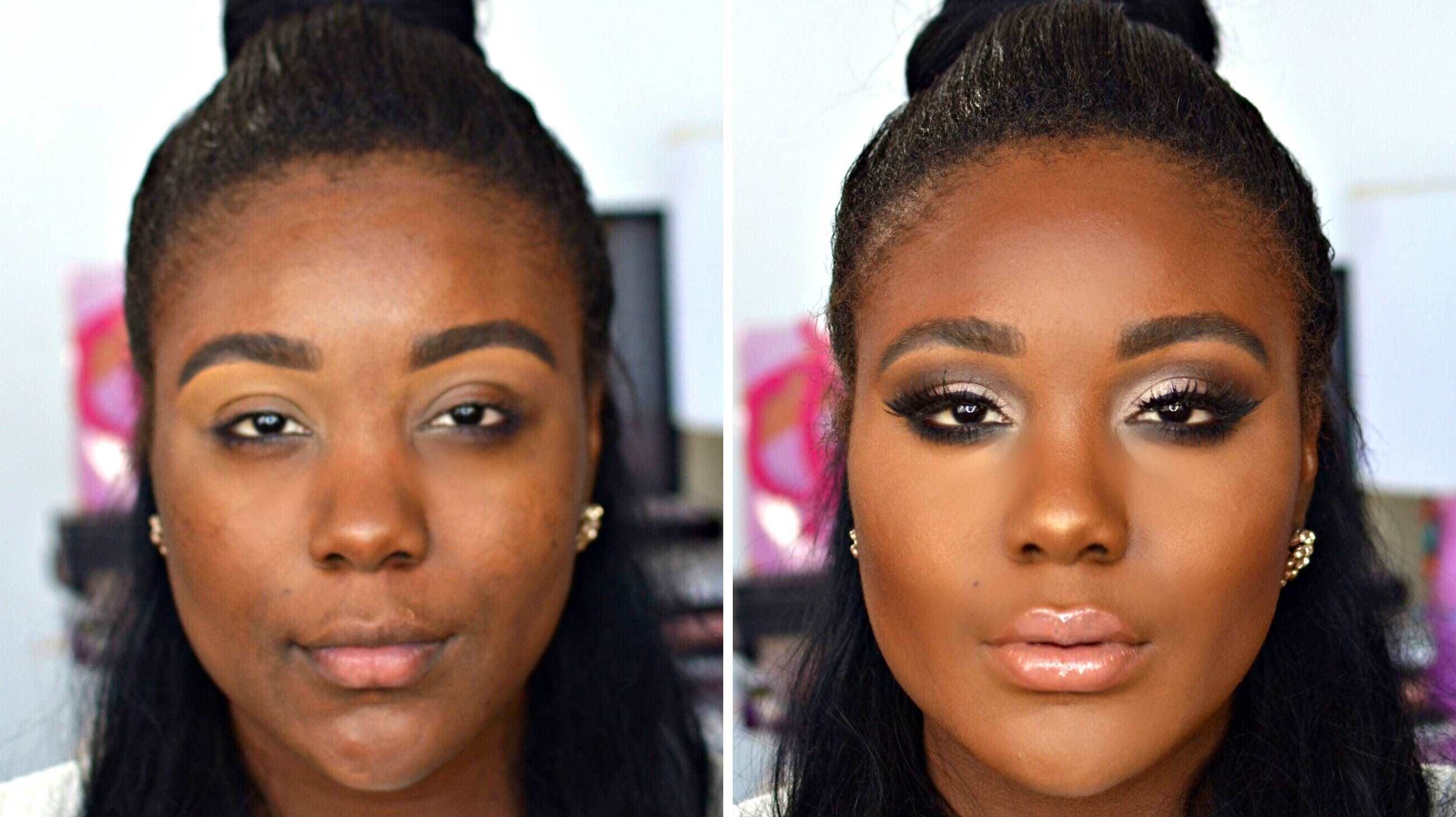 how to choose foundation for dark skin