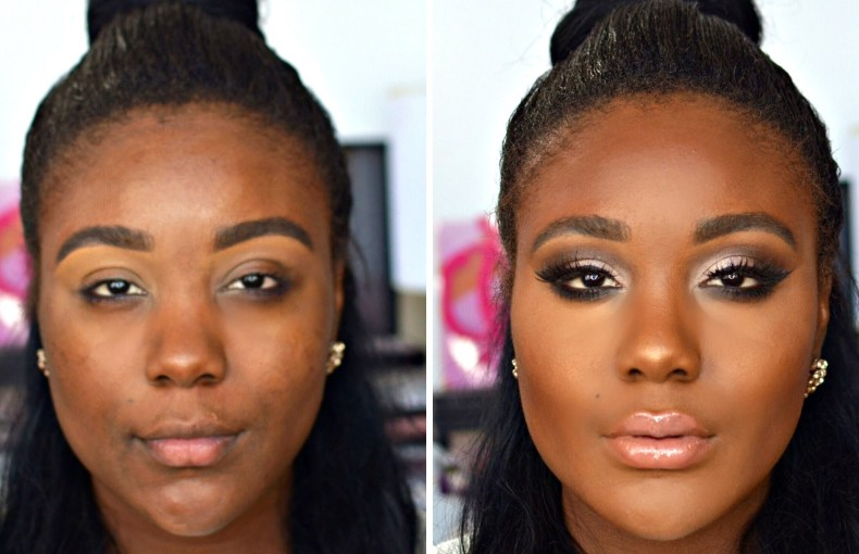 Video: How To Color Correct For Dark Skin