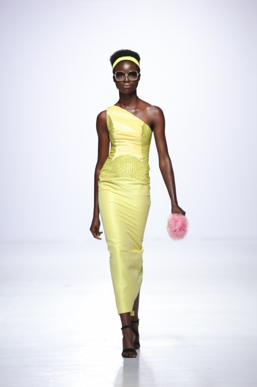 More Fashion Scenes At Day 2 Heineken Lagos Fashion and Design Week 2017
