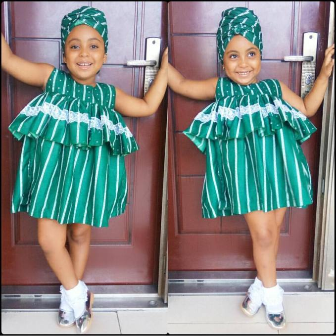 For The Culture: Kids Fashion For Cultural Day