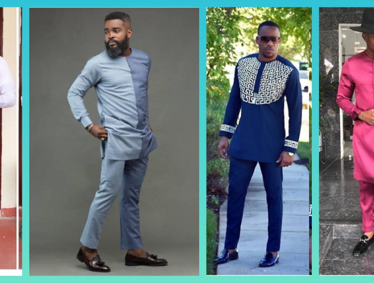 Say What? Mans Are Hot In These Modern Male Styles
