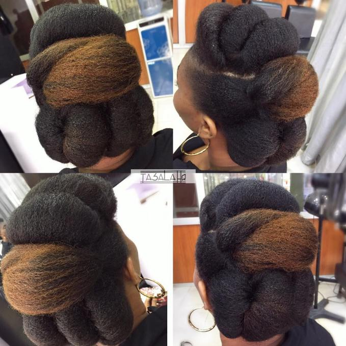These Natural Hairstyles Are Classy, Try Them!