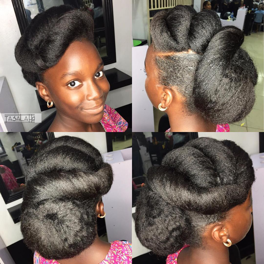 Video: Switch Your Looks With These Natural Hairstyle Options | A ...