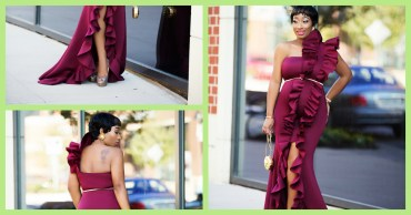 Style Dissection Lookbook 17 Featuring Chic Ama And Her Baby Bump!