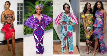 Clear Road For These Wonderful Latest Ankara Styles!!
