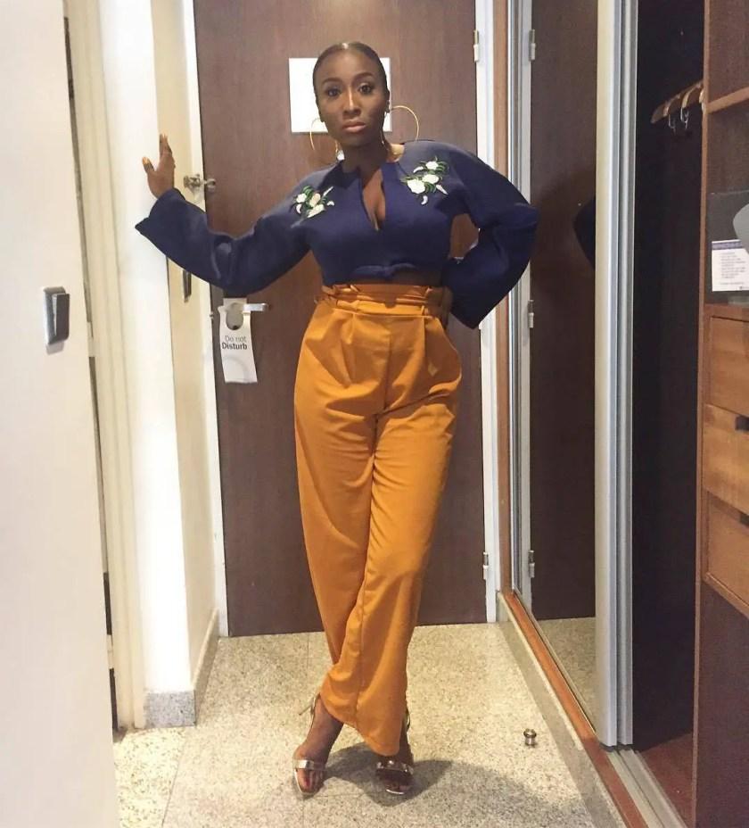 "Fashion Styles ""Scene"" At The 2017 AFRIMA"