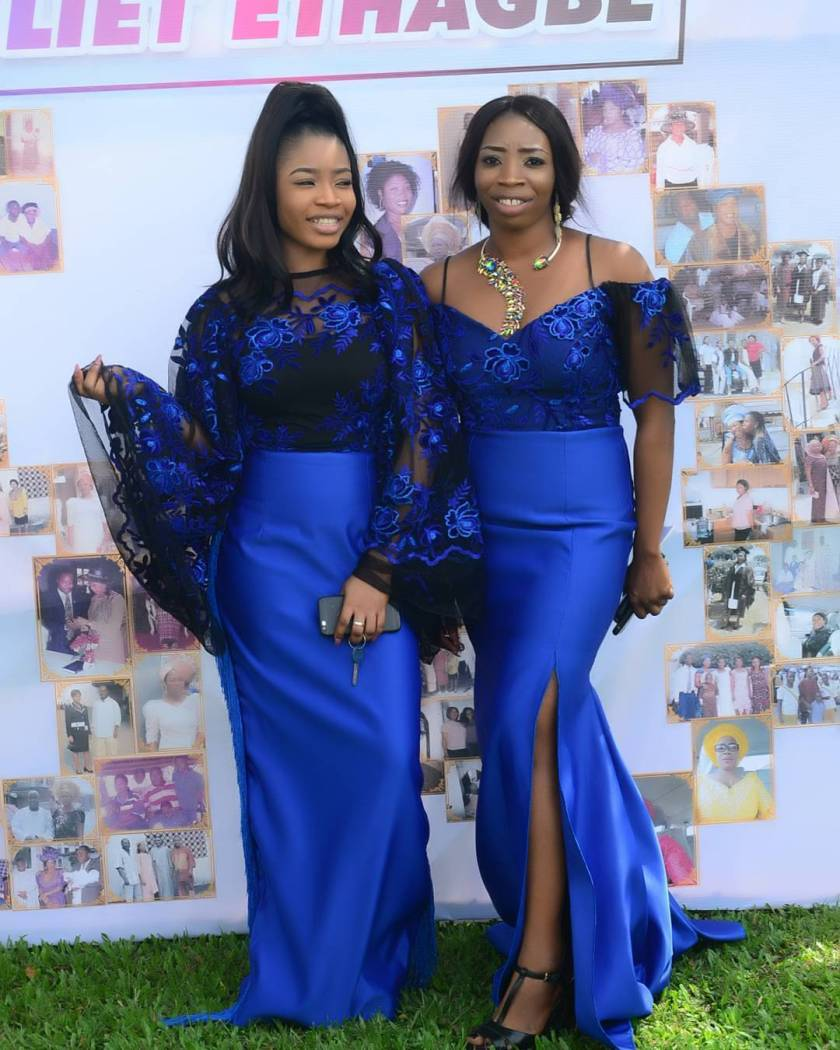 These Aso Ebi Dresses Are A Must Slay For This Seasons Owambe Parties