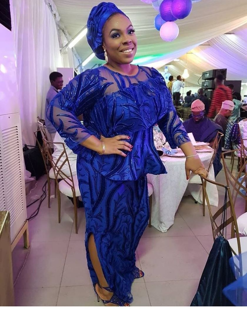 Turn Head This Weekend In Stunning And Sexy Aso Ebi Styles