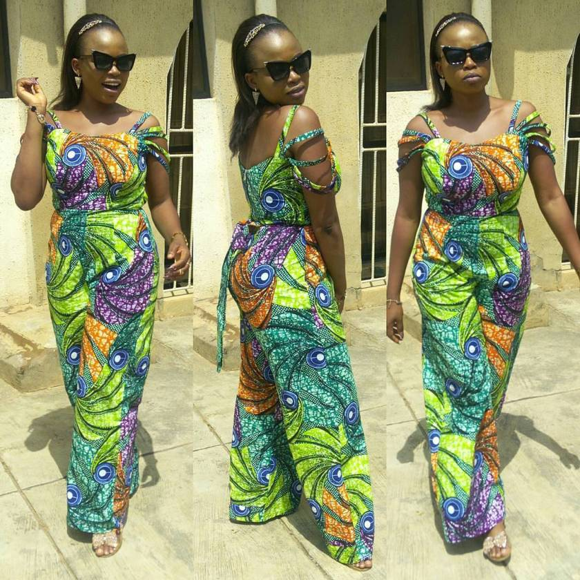 Make Jaws Drop In These Trending Ankara Styles!