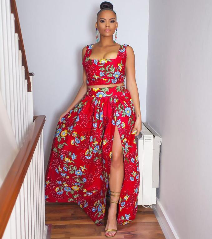 Get Into Weekend Groove In Fabulous Friday Ankara Styles