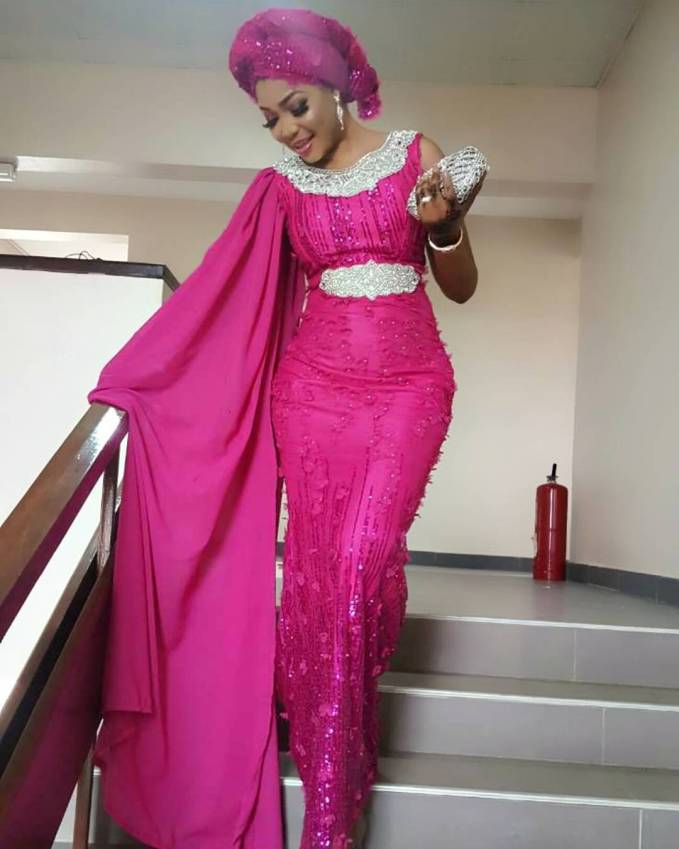 Guess What We've Got For You Here?! Slaying Asoebi Styles