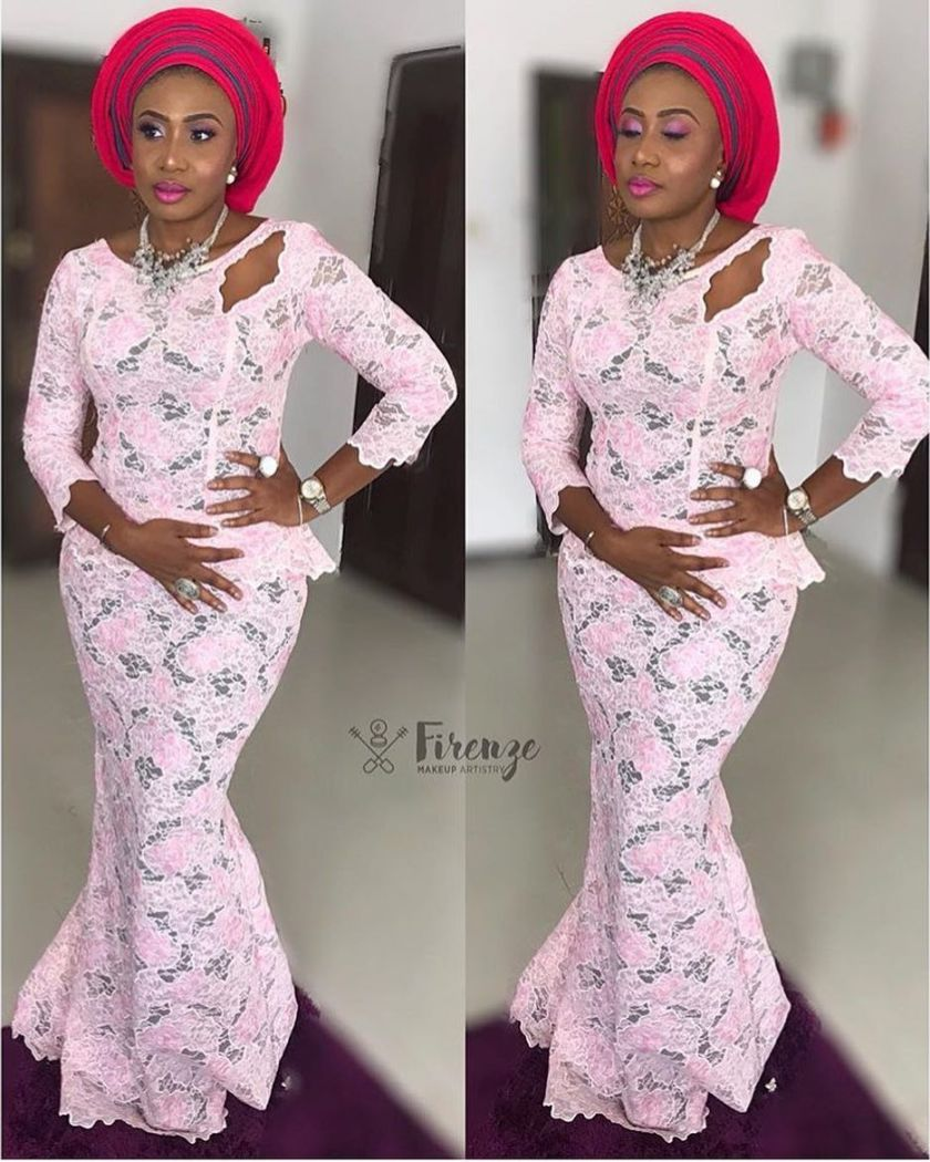 Swagged Up Women In Stylish Latest Asoebi Styles