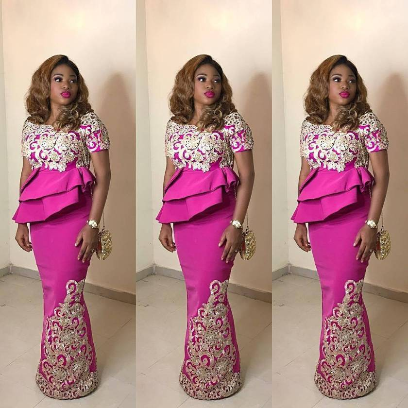 Best Asoebi Styles Of The Week November 11-17