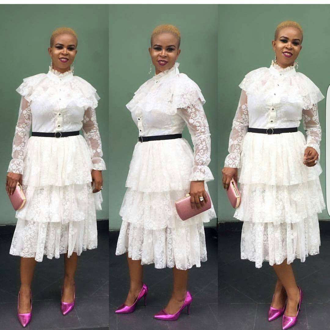 fashion for church 2017 See What Fashionistas Wore To Church Last Sunday!