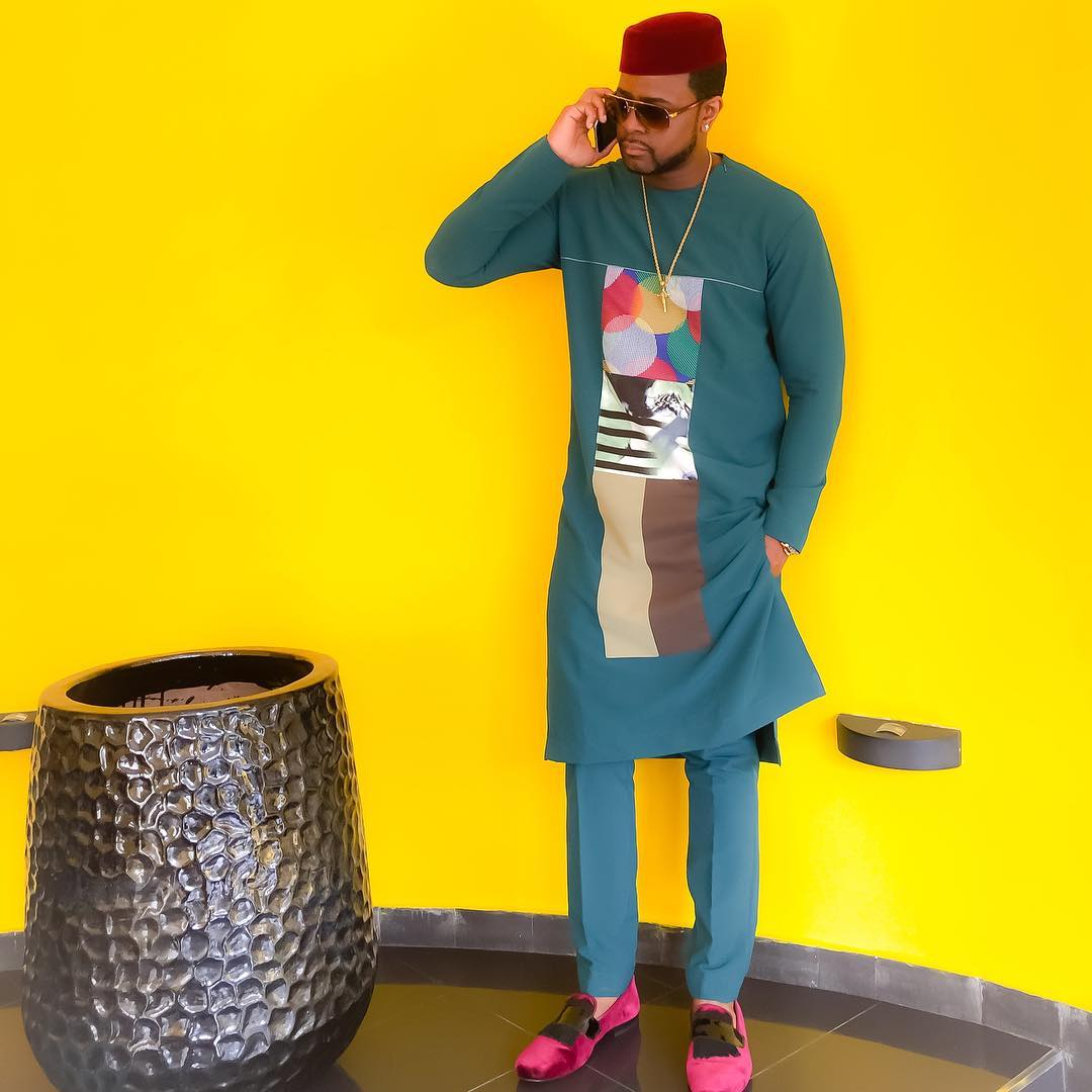 The Eye Catching Styles The Men Wore To #BAAD2017