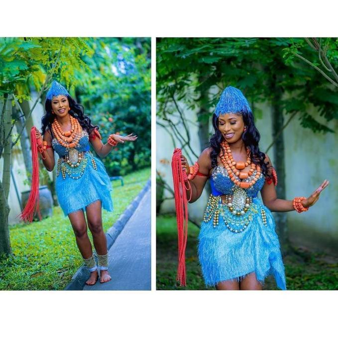 Magnificent Traditional Wedding Outfits For South-South Brides!