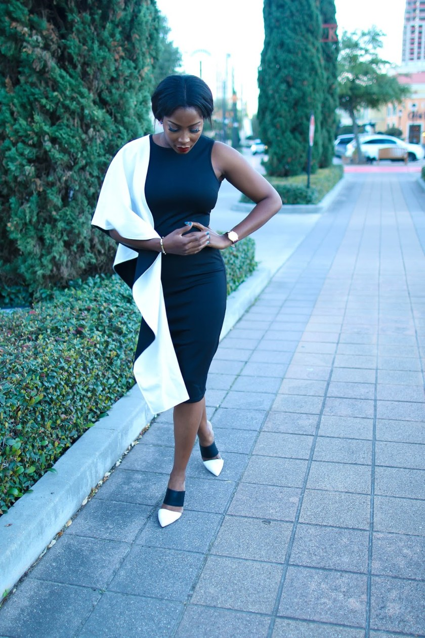 Style Dissection Lookbook 20: Irony Of Ashi In Monochromatic Look