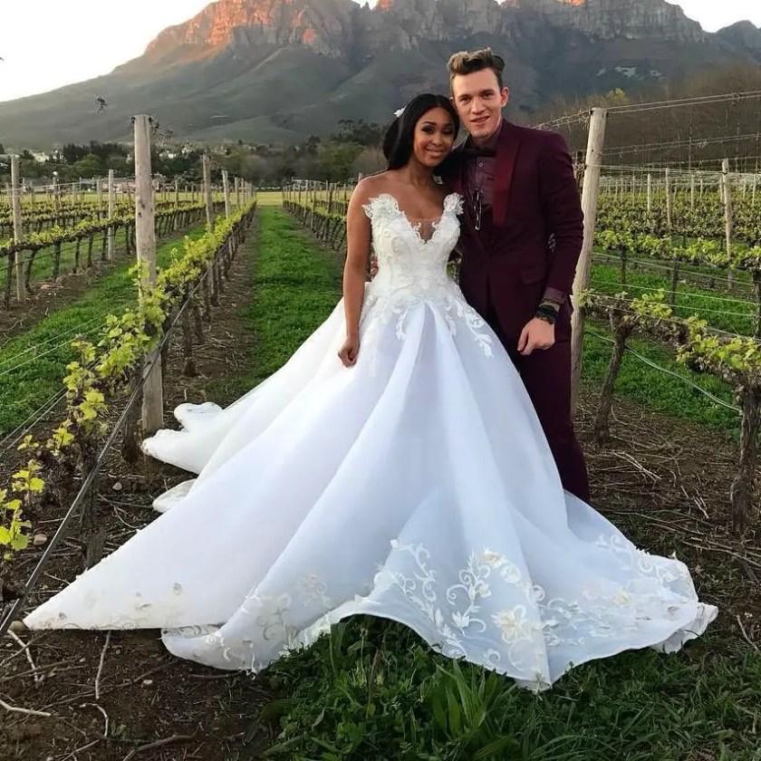2017 Brides In Unique Wedding Gowns