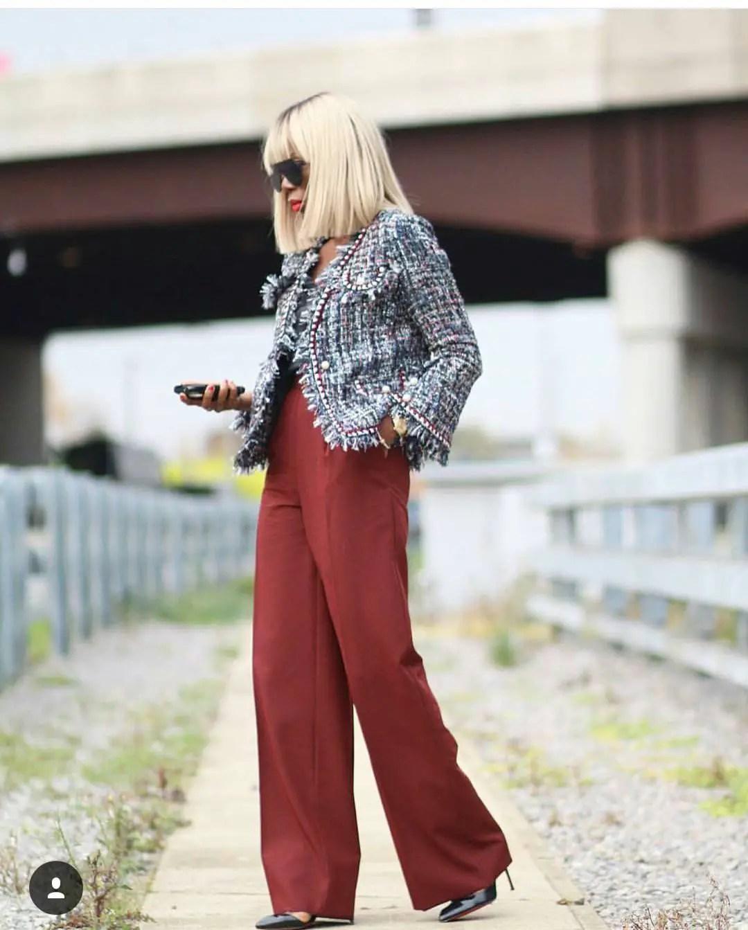 Slay These Unique Work Wear Styles Like Bangdadadang!!