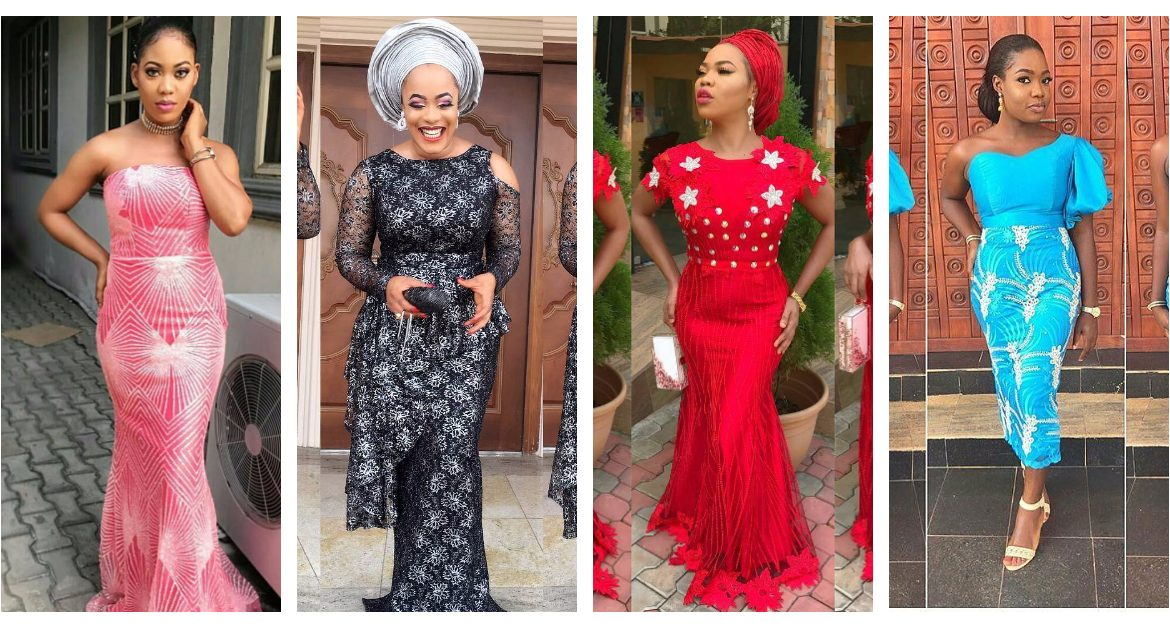 AmillionStyles Stood Out Over The Christmas Holiday At The Owambe Parties