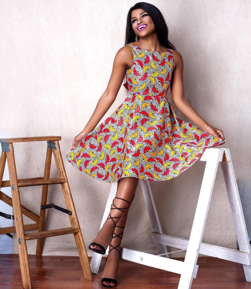 Simple Sexy And Stunning Ankara Styles You Need This Weekend.
