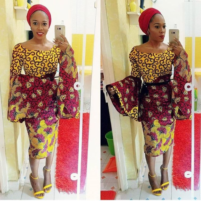 Ankara!!Here Are Tasteful Ankara Styles To Start Your Day