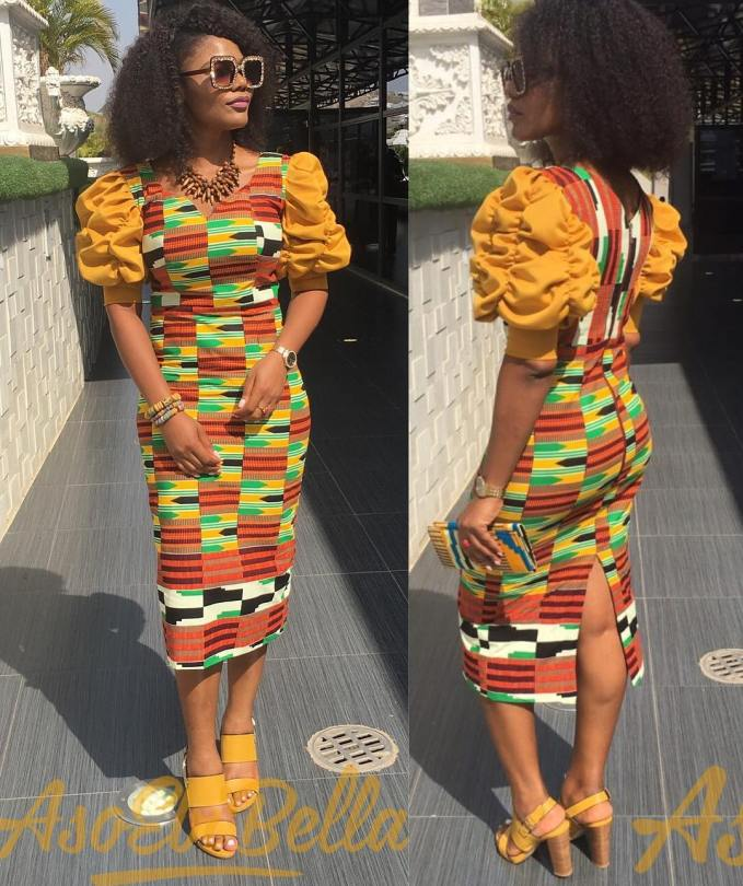 You Can't Help But Love These Ankara Styles