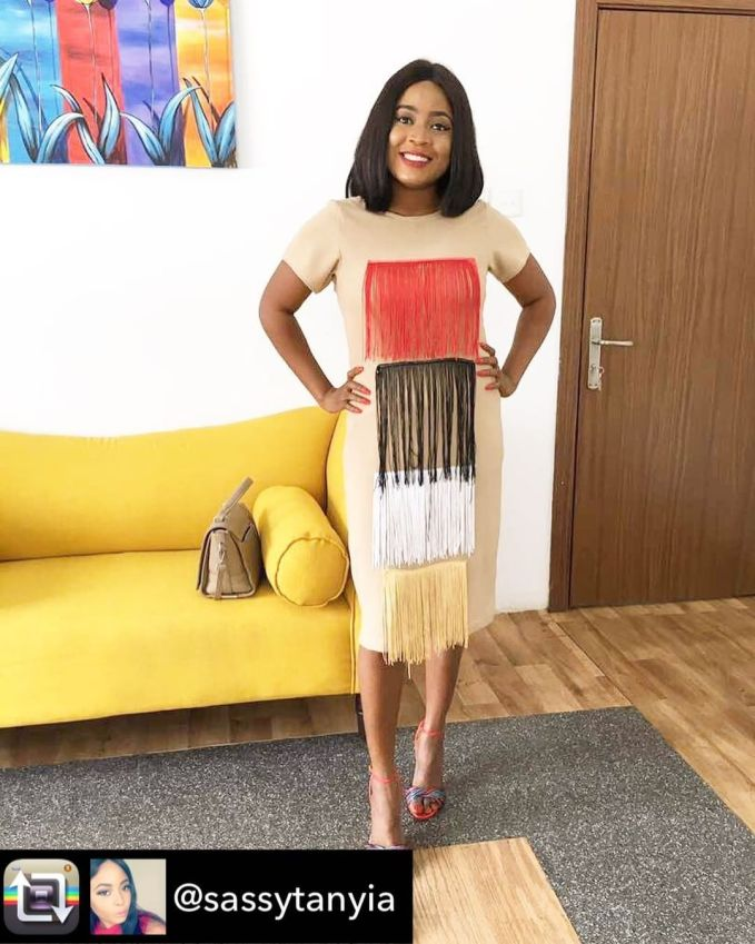 Let These Ladies Inspire You With Their Sexy Fringe Outfits