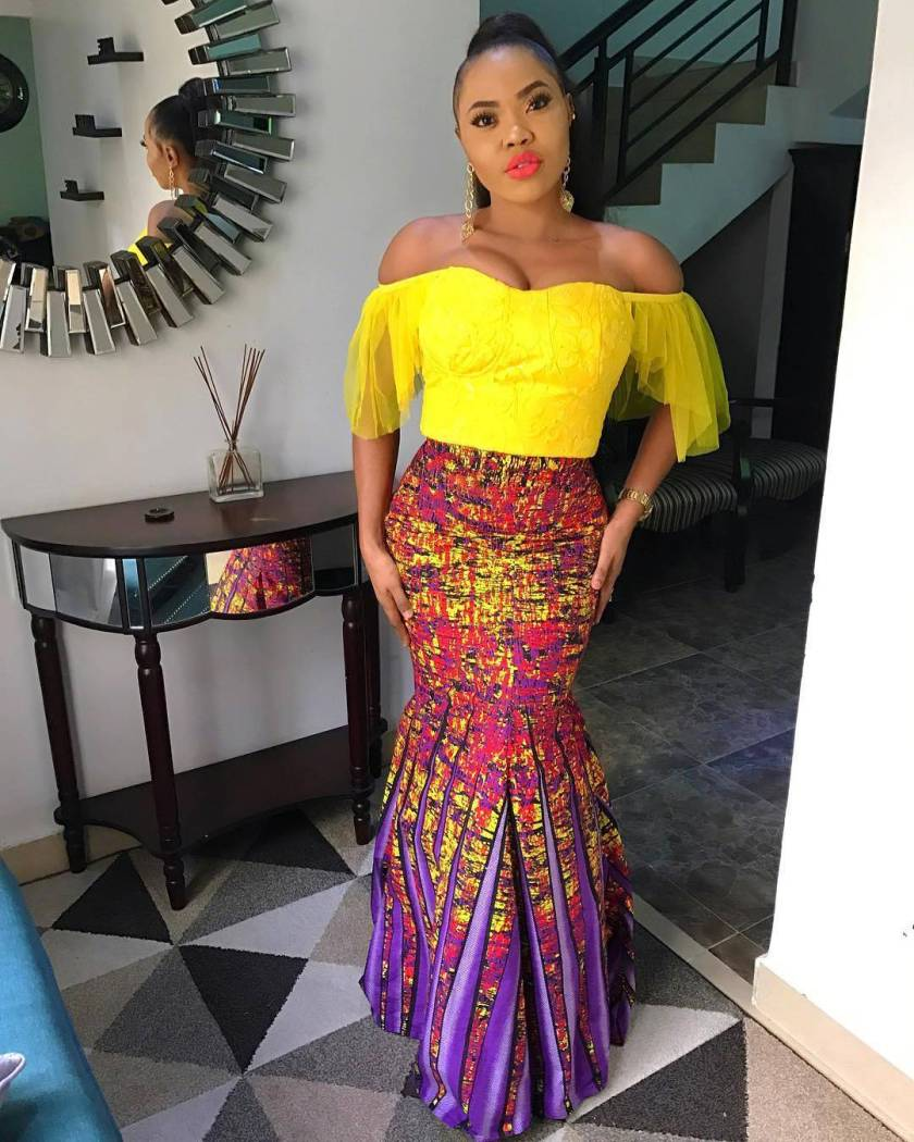 These Hot Ankara Style For Your Weekend Outing.