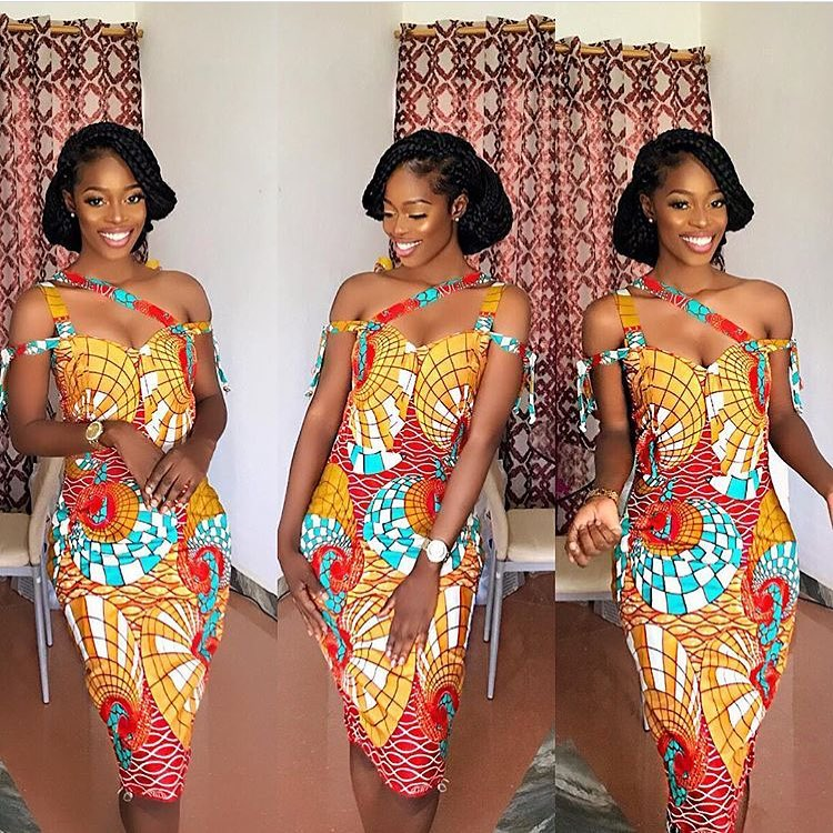 These Ankara Styles Are The Definition OF Fit To Perfection
