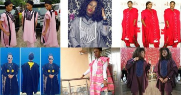 Fabulous And Stunning Women Agbada Trends Flooding The Gram This Season