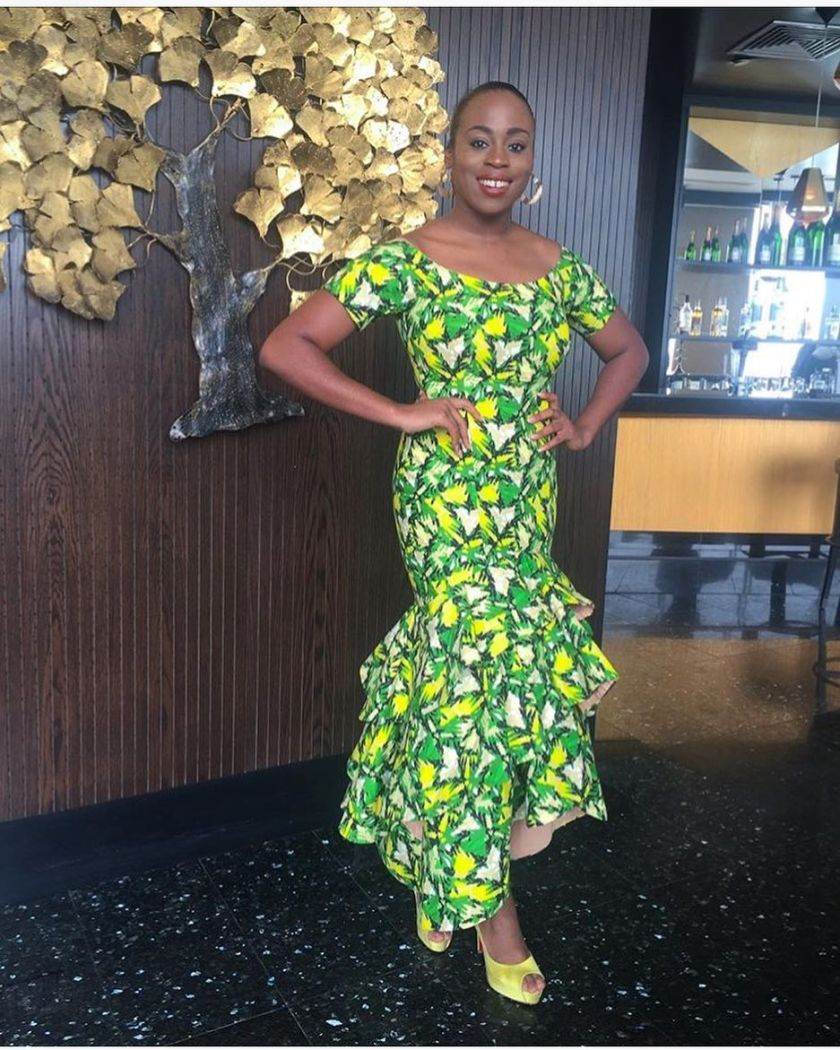 End The Week Stylishly With These Trending Ankara Styles