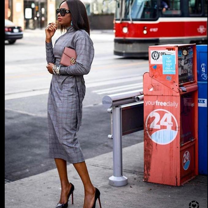 10 Beautiful Work Dresses For The Corporate Chick