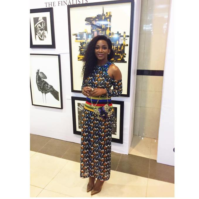 WCW: The Ageless Genevieve Nnaji!