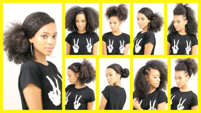 Hair Tutorial: Statement Side French Roll with a Twist