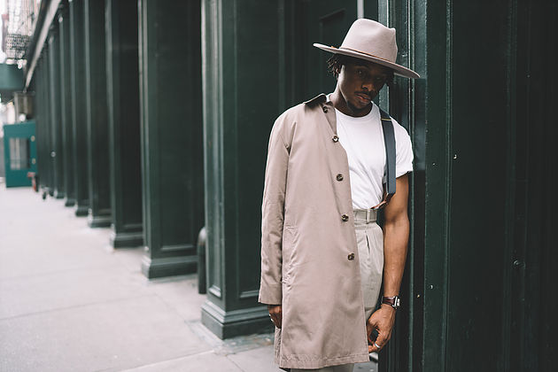 Style Dissection Lookbook 27: Osi George