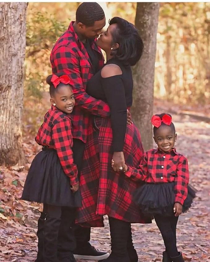 Cute Kids-Parents Fashion Twinning Styles Lookbook 4