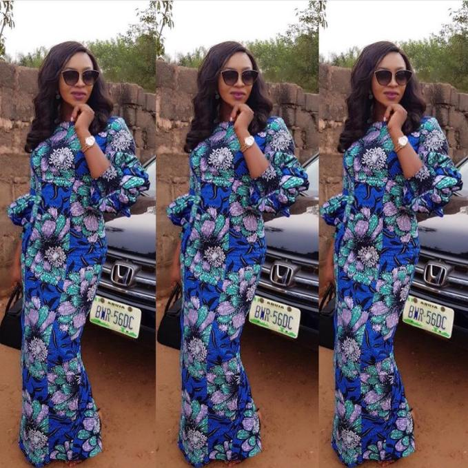 reat Your Self To These Stunning Ankara Styles.