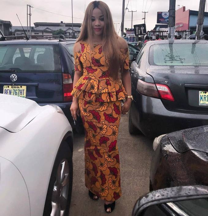 Sexy And Stunning Ankara Styles To Celebrate The Valentines Day In